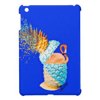 Flamingo Pineapple iPad Mini Cases
