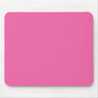 Flamingo Pink Mouse Pads