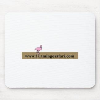 Flamingo Safari Mouse Pad