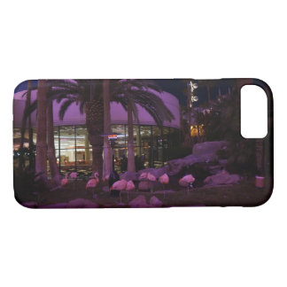 Flamingos, Las Vegas #2 iPhone 8/7 Case