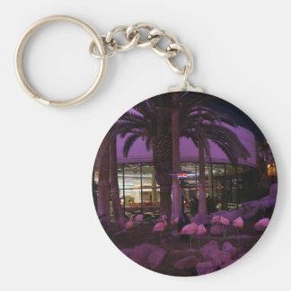 Flamingos, Las Vegas #2 Keychain