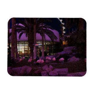 Flamingos, Las Vegas #2 Magnet