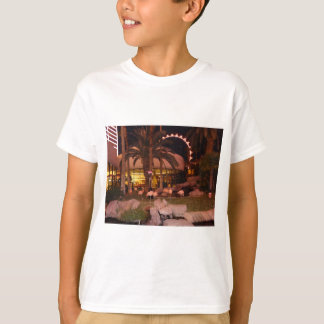 Flamingos, Las Vegas Kids T-shirt
