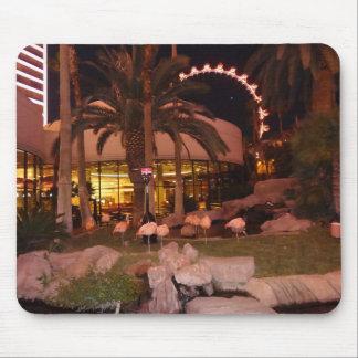 Flamingos, Las Vegas Mousepad