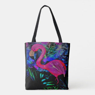flamino large tote shopping bag