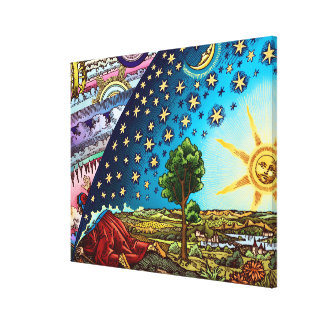 Flammarion Dome Canvas Print