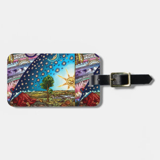 Flammarion Dome Luggage Tag