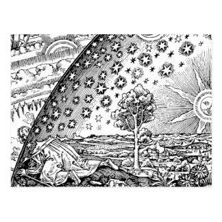 Flammarions Wanderer Postcard
