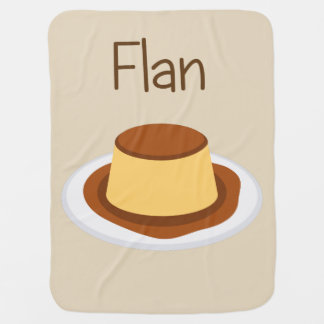 Flan Baby Blanket