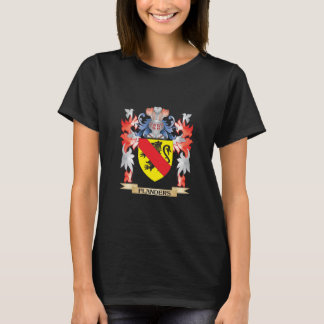 Flanders Coat of Arms - Family Crest T-Shirt