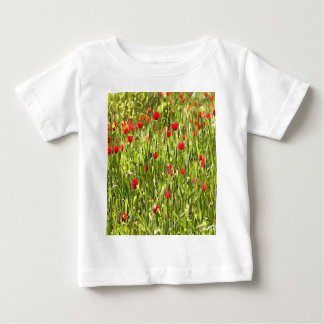 Flanders Poppies Baby T-Shirt