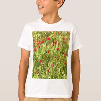Flanders Poppies T-Shirt
