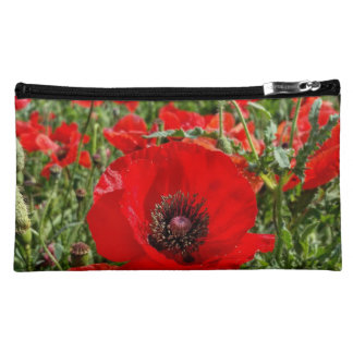 Flanders Poppy Bag