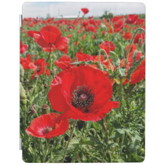 Flanders Poppy Ipad Smart Cover iPad Cover