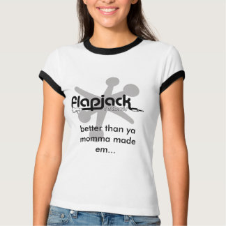 Flapjack 500 Girls T T-Shirt
