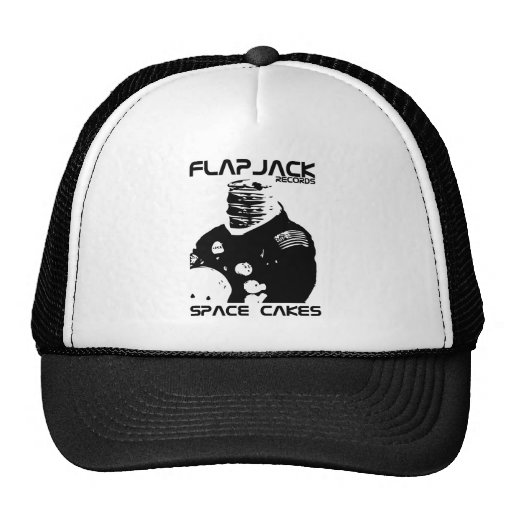 Flapjack Space Cakes Trucker Hat