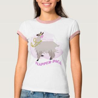 Flapper-Paca T Shirts
