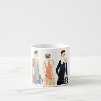 Flappers 20s Espresso Mug
