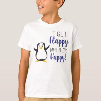 Flappy when I'm Happy Shirt