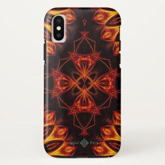 Flared Cross iPhone X Case
