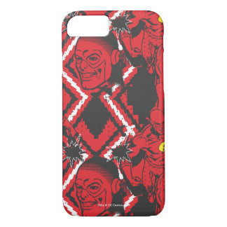 Flash - Absurd Collage Pattern iPhone 8/7 Case