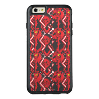 Flash - Absurd Collage Pattern OtterBox iPhone 6/6s Plus Case