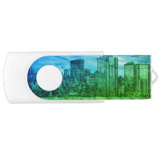flash drive  New york