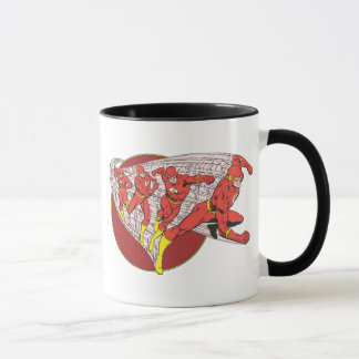 Flash In Motion Mug