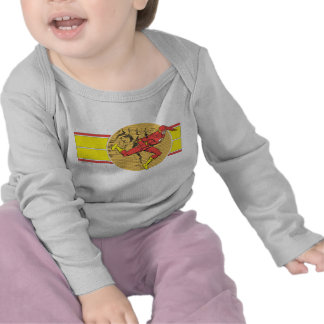 Flash Leaps Right T-shirts