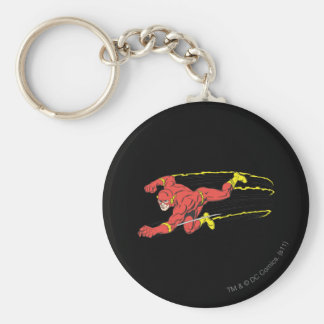 Flash Lunges Left Key Ring
