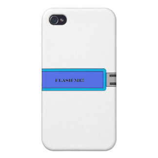 FLASH ME! CASE FOR iPhone 4