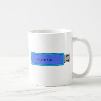 FLASH ME! COFFEE MUGS