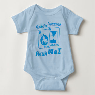 Flash Me Toddler  Funny Baby Clothes Infant Creeper