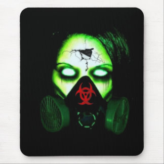 Flash of Death Mouse Pad