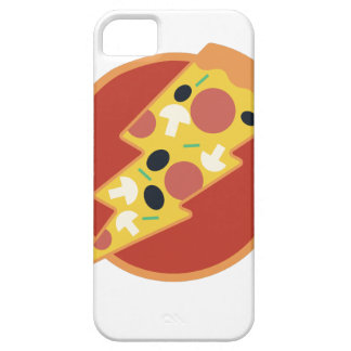 Flash Pizza iPhone 5 Cover
