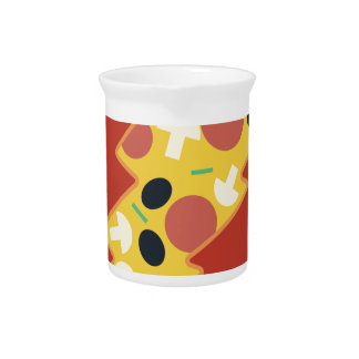 Flash Pizza Pitcher