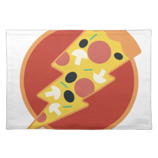 Flash Pizza Placemat