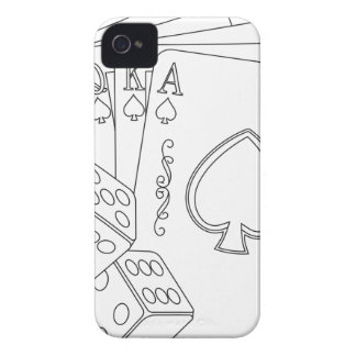flash royal iPhone 4 cases