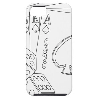 flash royal iPhone 5 covers