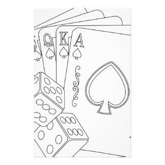 flash royal stationery paper