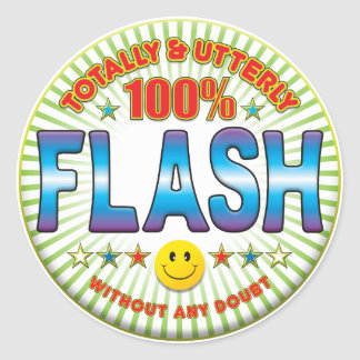 Flash Totally Stickers