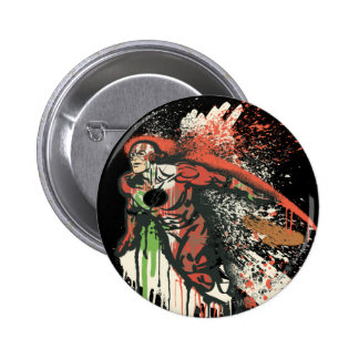 Flash - Twisted Innocence Poster 6 Cm Round Badge