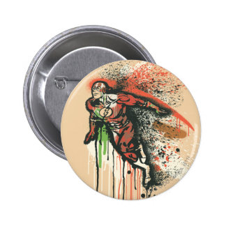 Flash - Twisted Innocence Poster Color 6 Cm Round Badge