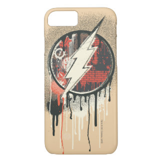 Flash - Twisted Innocence Symbol 2 iPhone 8/7 Case