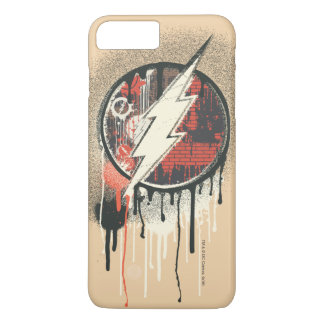 Flash - Twisted Innocence Symbol 2 iPhone 8 Plus/7 Plus Case