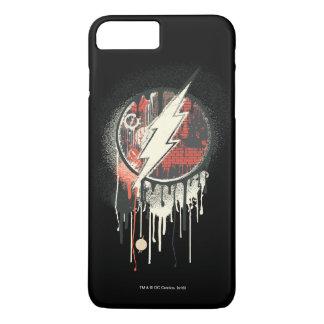 Flash - Twisted Innocence Symbol iPhone 8 Plus/7 Plus Case