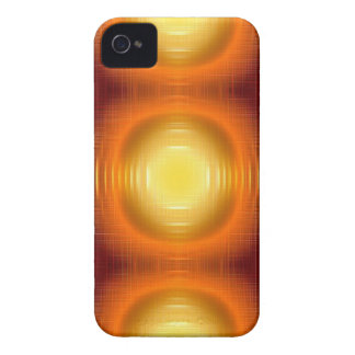 Flashy 70s,red iPhone 4 cases