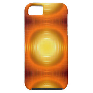 Flashy 70s red cover for iPhone 5/5S