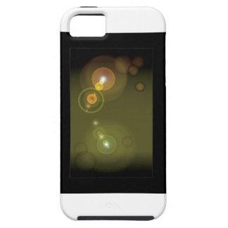 Flashy Background - 1 Tough iPhone 5 Case