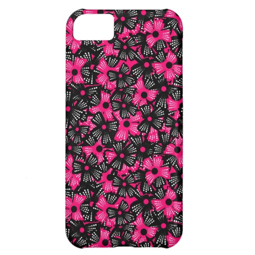 Flashy Bows iPhone 5C Cases